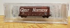Micro-Trains Z-Scale 501 00 230 Great Northern Circus Series #2 Road No. 3486