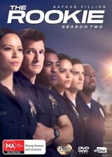 The Rookie Season 2 Two DVD Region 4 Nathan Fillion
