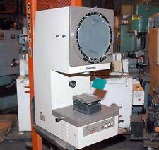 Mitutoyo 12 In Profile Projector Comparator Type Pj300 Inv11206
