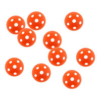 10pcs/pack 0.39'' Metal Turbo Cone Heads Fly Tying Materials for Tube Flies