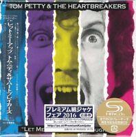 TOM PETTY & THE HEARTBREAKERS-LET ME UP (I'VE...-JAPAN MINI LP SHM-CD Ltd/Ed G00