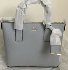 NWT KATE SPADE Cameron Street Lucie Crossbody Leather Bag $248 stony Blue