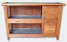 Conigliera  in legno gabbia per lepri ,roditori