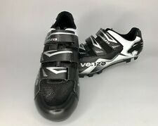 Venzo Mountain Men's Bike Bicycle Cycling Shoes - Shimano SPD Compatible - US 10