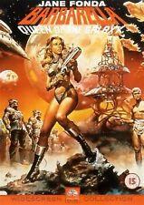 Barbarella Jane Fonda, John Phillip Law, Anita Pallenberg NEW SEALED UK R2 DVD