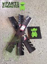 "(3) PACK 54"" Gator Blades *** KUBOTA K5619-34350 RCK54GR RCK54P-227Z RCK54P-321Z"