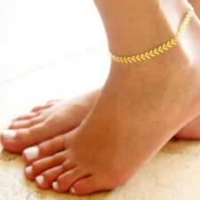 Beach Sexy Accessories Women Bracelet Arrow Foot Chain Gold Plated Anklet