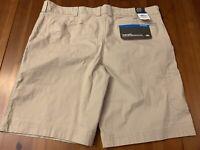 Columbia Omni Shade UPF 50 Mens Size 40X10 Khaki Shorts New With Tags