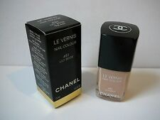 Chanel Le Vernis Nail Polish Lily Beige No.451 new&boxed