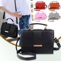Women Ladies Leather Handbag Shoulder Bag Tote Purse Crossbody Unseen Satchel