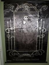 "Tim Burton Nightmare Before Christmas Touchstone Pictures 21"" x 31"" Wall Decor"