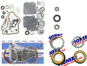 Auto Trans Master Rebuild Kit  Pioneer  753078