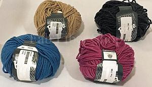 Lana Grossa Bingo Merino Yarn Color Choice Loom Knit Crochet