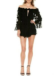 Alice McCall Pastime Paradise Playsuit Size 4-12