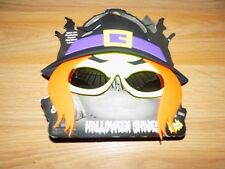 Halloween Shades Witch Sunglasses 100% UV Protection Glasses Sun Staches New