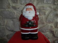Boyds Ceramic Santa Cookie Jar