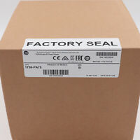 Allen-Bradley ControlLogix AC Power Supply 1756-PA75 US Stock New Factory Sealed