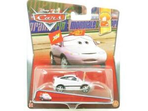 Disney Pixar Cars Diecast Wilmar Flattz 2016 1.55 Scale Sealed on Card