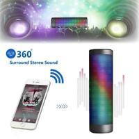Portable Hi-Fi 4.0 Stereo Wireless Bluetooth Speaker Super Bass Music Playe US