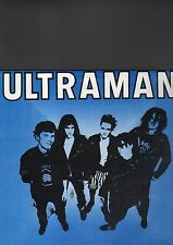 ULTRAMAN - freezing inside LP blue vinyl