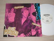 SEX PISTOLS - MINI ALBUM- LP 33 GIRI UK WHITE VINYL