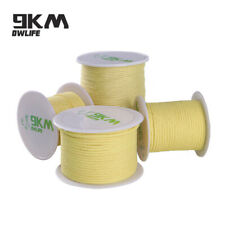 BRAID LINE FISHING ASSIST LINE HIKING CAMPING TACTICAL ROPE  MADE WITH KEVLAR