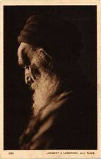 PC JUDAICA JEWISH TYPES Vieux juif (a1295)