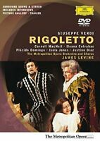 Rigoletto Metropolitan Opera (Levine) [DVD] [2004] [NTSC]