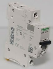 Schneider Electric iC60N 10A Single Pole Curve C, Circuit Breakers (A9F44110)