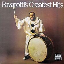 Pavarotti's Greatest Hits 2xLP Gatefold - Decca D236D 2 NM/VG
