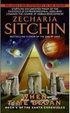 When Time Began by Zecharia Sitchin (Paperback, 2007)