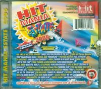 Hit Mania Estate 2006  Bob Sinclar/Stylophonic/Checco Zalone/Zero Assoluto Cd Vg