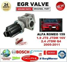 FOR ALFA ROMEO 159 1.9 JTS JTDM 16V 2.4 Q4 2005-2011 EGR VALVE 2PIN with GASKETS