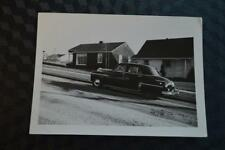 Vintage Car Photo New 1949 Plymouth w/ Fender Skirts 861