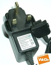 SAMSUNG POWER SUPPLY SAM SGH D500E DC4.5V-9.5V 800mA UK PLUG