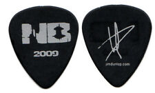 NICKELBACK Guitar Pick : 2009 Dark Horse Tour Daniel Adair signature black