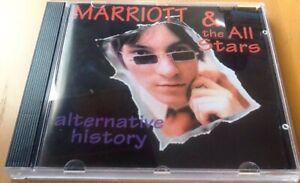 STEVE MARRIOTT & THE ALL STARS ALTERNATIVE HISTORY 1996 BRAND NEW CD ALBUM