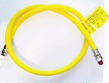 "Sopras Sub {36"" - 91cm} yellow braided Flex Hose Octo Second Stage Low Pressure"