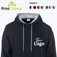 Personalised Hoodie Printed With Your Logo | Customised | Workwear | Printing