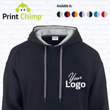 Personalised Hoodie Printed With Your Logo | Customised | Workwear | Printing