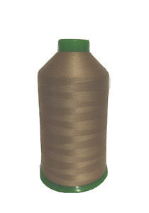 STRONG BONDED NYLON THREAD 60'S, 4500MTR FREE P&P  BEIGE  COL  406