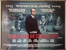 Cinema Poster: TINKER TAILOR SOLDIER SPY 2011 (Main Quad) Gary Oldman