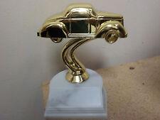"auto or car show, award or trophy, Sedan Car, about 5.25"", w/ engraving"