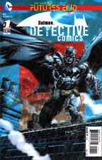 DETECTIVE COMICS Futures End #1 - 3D Cover - New 52 - New Bagged