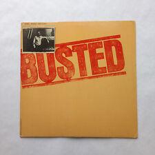 MURRAY ROMAN BUSTED ORIG FIRST PRESS US VINYL LP GATEFOLD COMEDY LENNY BRUCE