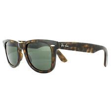 Ray-Ban Sunglasses Wayfarer Ease RB4340 710 Tortoise Green G-15