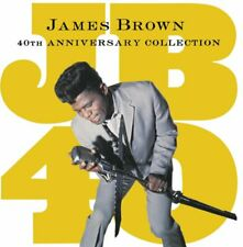 James Brown - 40th Anniversary Collection DCD #G1994922