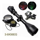 Brand New 3-9X56 EG Red Green Magnifier Rangefinder Mil-Dot Reticle Illuminated