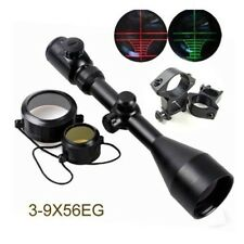 Hot Sale 3-9X56 EG Red Green Magnifier Rangefinder Mil-Dot Reticle Illuminated