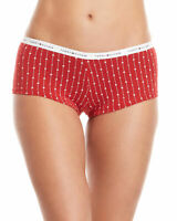 TOMMY HILFIGER  Two-Pack Cotton Boyshorts